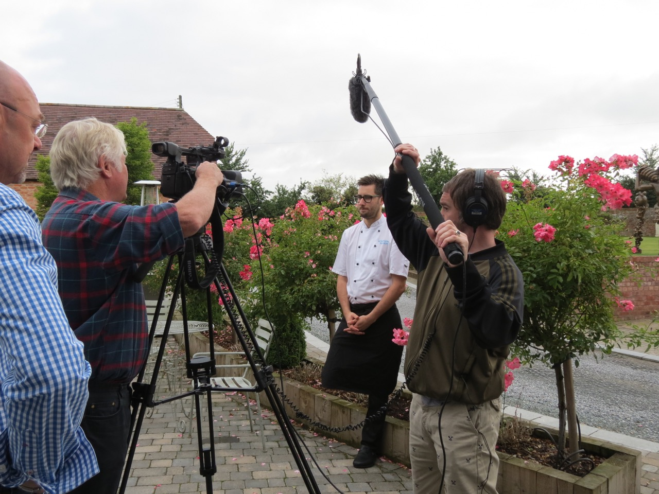 Attract attention at your next event using corporate video